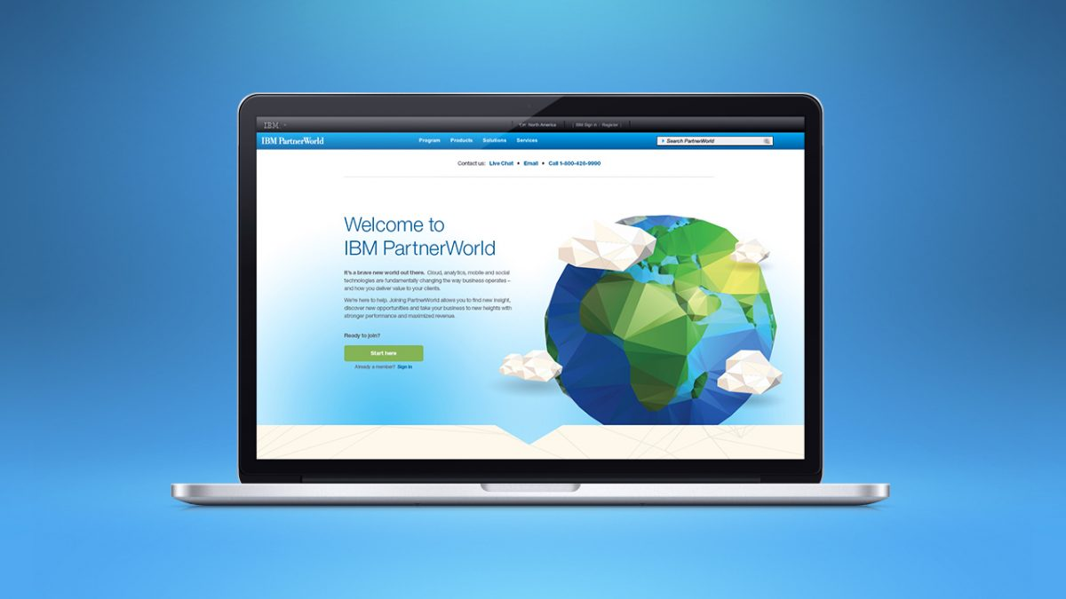 IBM Partner World Website | Ben Requena