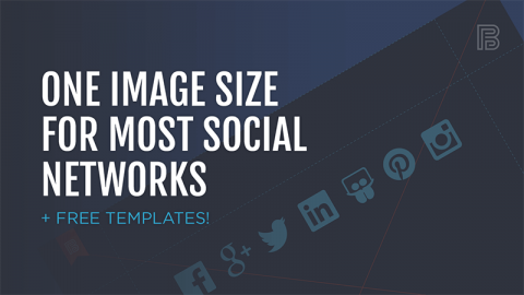 One Image Size for Most Social Networks