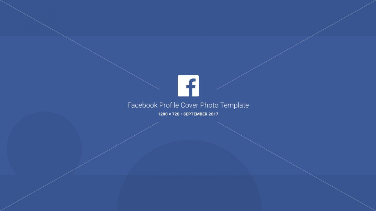 Facebook Profile Cover Photo Template