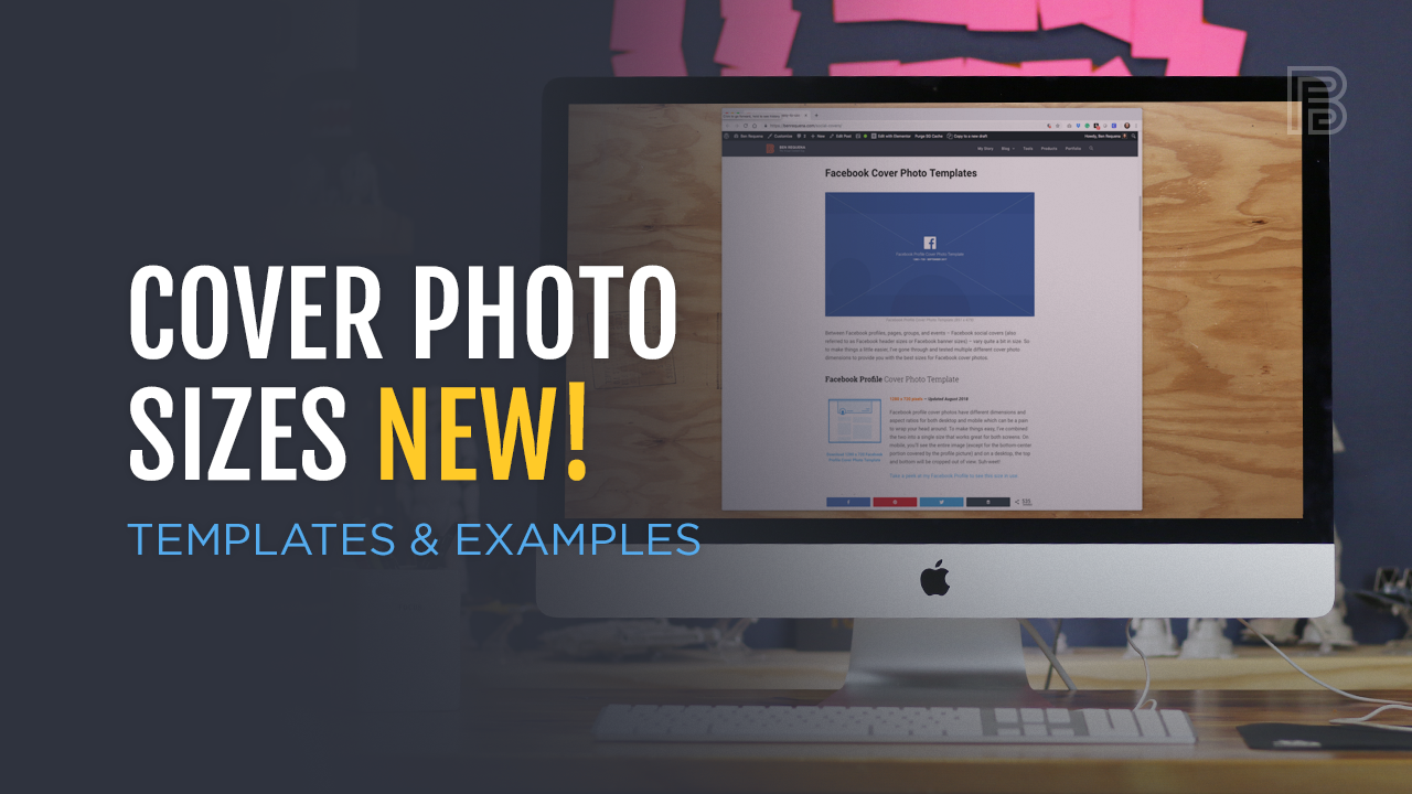 Social Covers 11 Easy To Use Templates And Sizes New