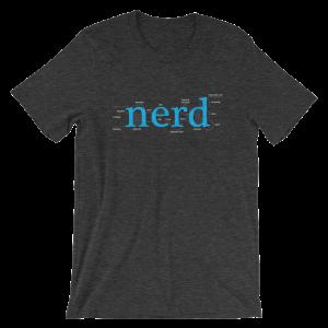 Type Nerd T-Shirt